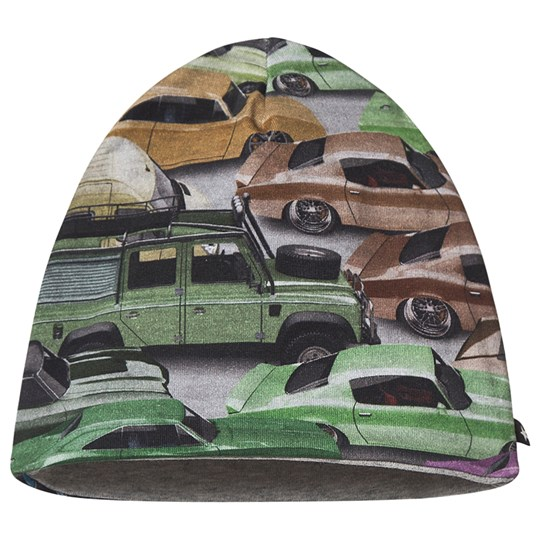 Molo Ned Baby Hat Cars Cars