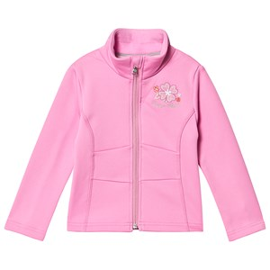 Image of Poivre Blanc Broderet Stretch Mid Layer Top Fever Pink 18 months (1487162)