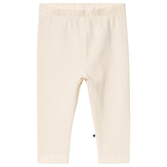 Molo Nette Solid Leggings Pearled Ivory Pearled Ivory
