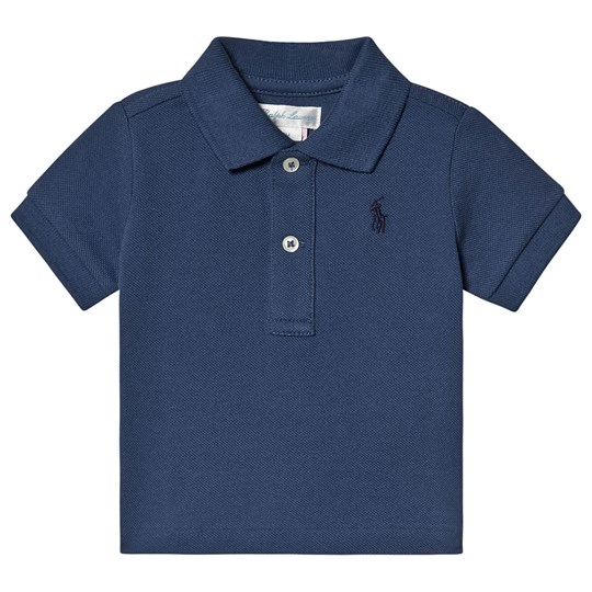 Ralph Lauren Short Sleeve Polo Shirt Navy 030
