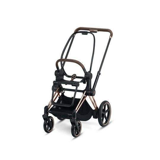 Cybex e-Priam Chassis and Seat Frame Rose Gold Rosegold