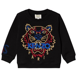 Image of Kenzo New Year Tiger Sweatshirt Sort 4 years (1497629)