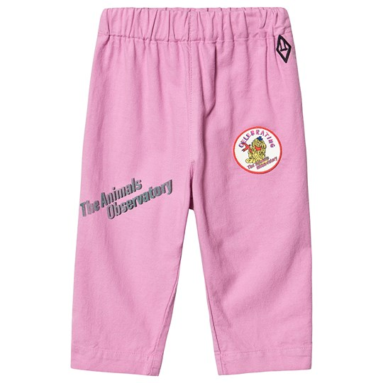 The Animals Observatory Elephant Pants Pink Pink The Animals