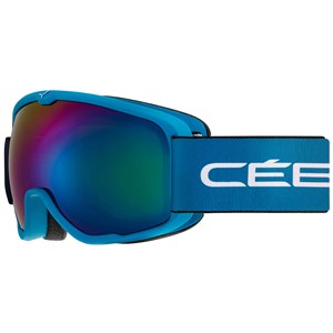 Image of Cébé Artic Ski Goggles Matte Blue/Hvid Small (1393670)
