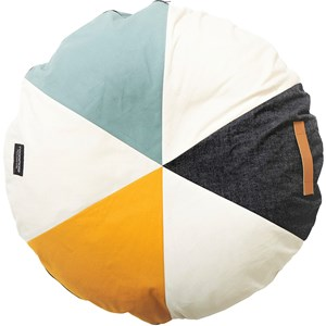 Image of Roommate Pouf Carousel Multi Color One Size (1487302)