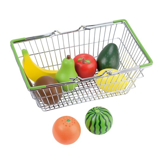 Lelin My Shopping Basket - Fruit Set