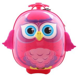 Image of Best Time Toys Ugle Kuffert Pink One Size (986470)