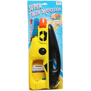 Image of Best Time Toys Pump Action Vandpistol Gul 3 - 12 år (1162553)