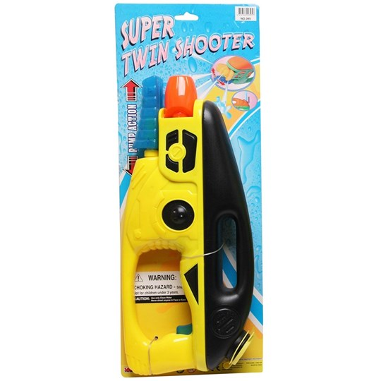 Best Time Toys Pump Action Water Gun Yellow Yellow