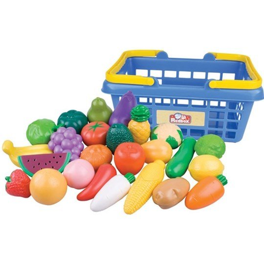 Redbox Fruit and Vegetable Set