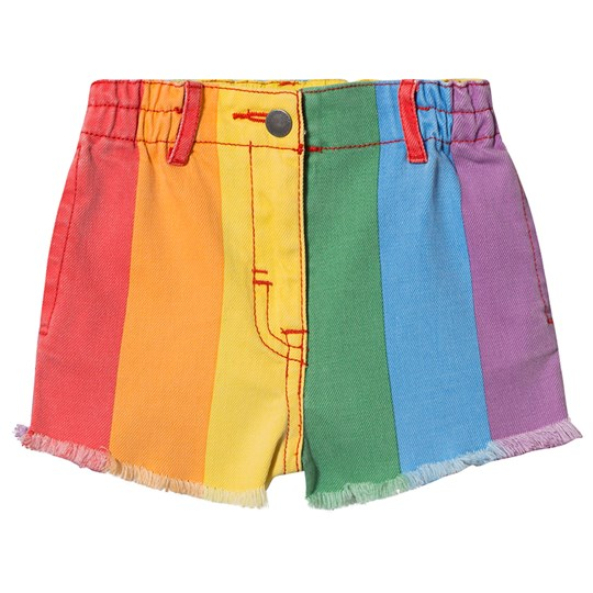 Stella McCartney Kids Rainbow Baby Shorts Multifärg 8489