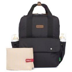 Babymel Georgi Eco Backpack Black