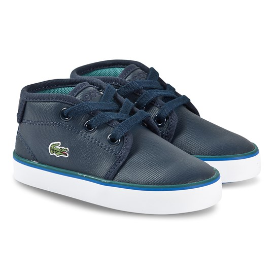Lacoste Ampthill Kids Tennarit Navy 2S3