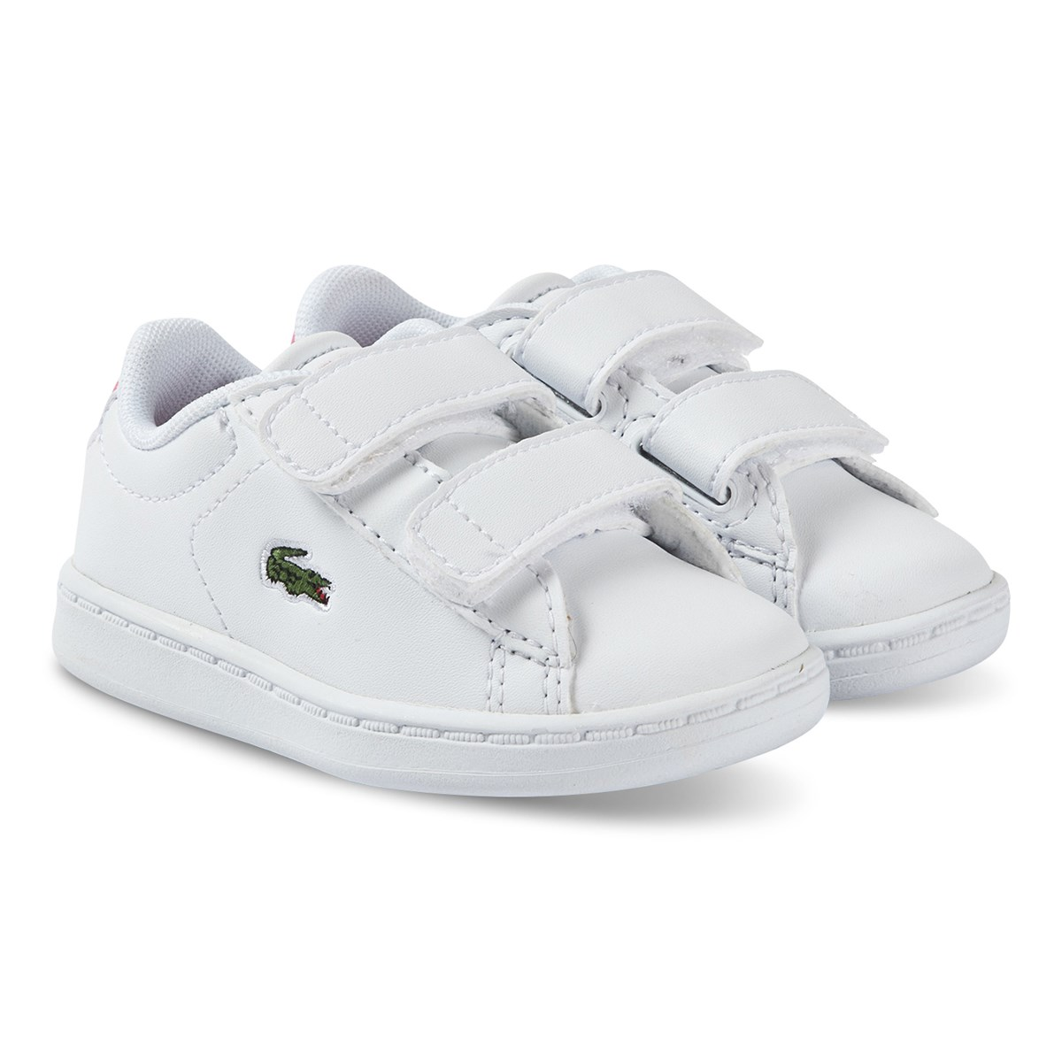 Lacoste - Carnaby Velcro Sneakers White