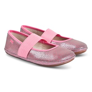 Image of Camper Right Ballerina Sko Pink 35 (UK 2.5) (1517369)