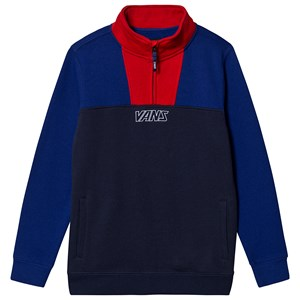 Image of Vans Colorblock Sweatshirt Blå L (12-14 years) (1551594)