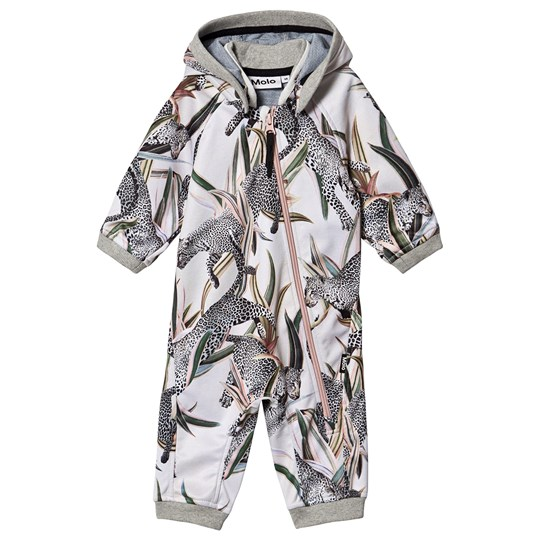 Molo Hill Soft Shell Overall Jumping Leopards Jumping Leopards
