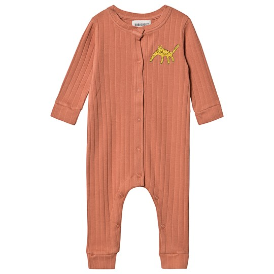 Bobo Choses Jersey One-Piece Autumn Leaf Autumn Leaf