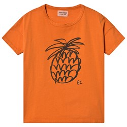 Bobo Choses Pineapple T-Shirt Celosia Orange