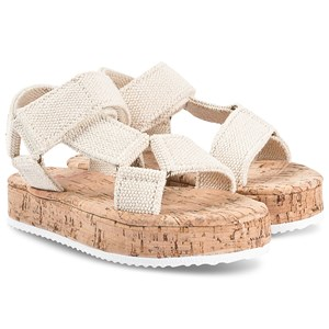Image of Bobo Choses Raw Velcro Sandaler i Turtledove 30 EU (1573696)