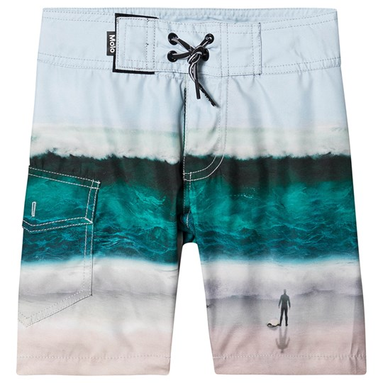 Molo Nalvaro Swim Trunks The Big Wave The Big Wave