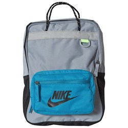 NIKE Tanjun Backpack Grey/Blue