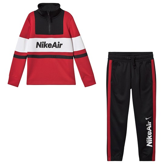 NIKE Nike Air Two Piece Set Red/Black 657