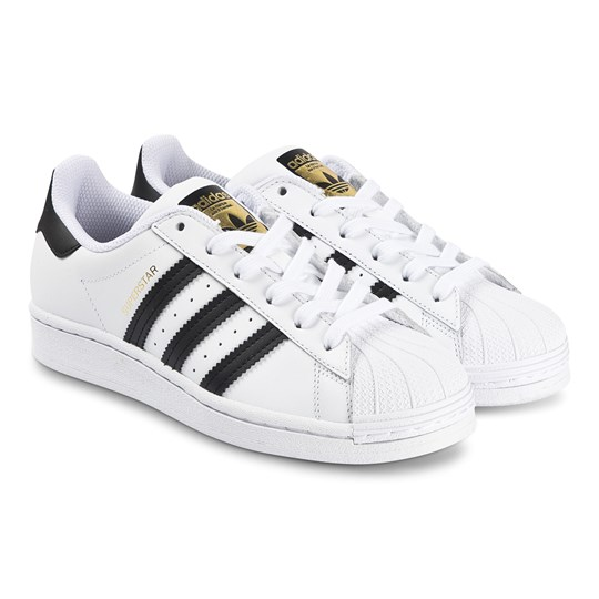 adidas Originals Superstar Sneakers White and Black FTWR WHITE/CORE BLACK/FTWR WHITE