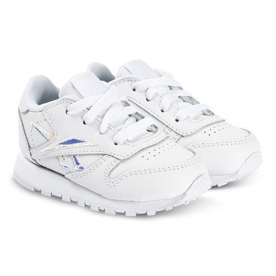 Reebok Classic Leather Infants Sneakers White WHITE/WHITE/WHITE