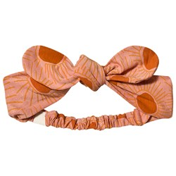 Soft Gallery Bow Hairband Peach Bloom