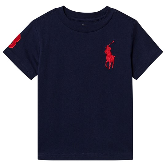 Ralph Lauren Big Pony T-Shirt Navy 003