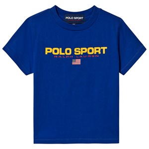 Image of Ralph Lauren Polo Sport T-shirt Royal Blue 2 years (1561476)