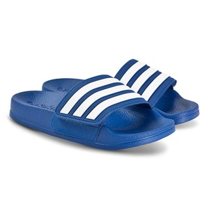 Image of adidas Performance Adilette Sliders Blå 33 (UK 1) (1509648)