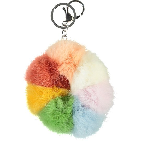 Molo Pom Pom Keychain Rainbow Magic Rainbow Magic