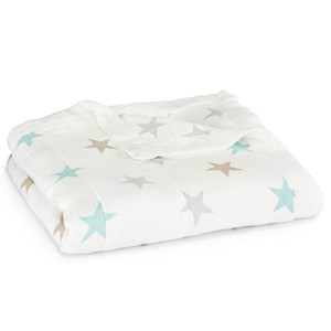 Image of Aden + Anais Milkyway Star Print Dream Blanket one size (580066)