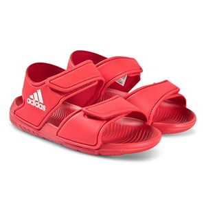 Image of adidas Performance Altaswim Sandaler Rød 33 (UK 1) (1509689)