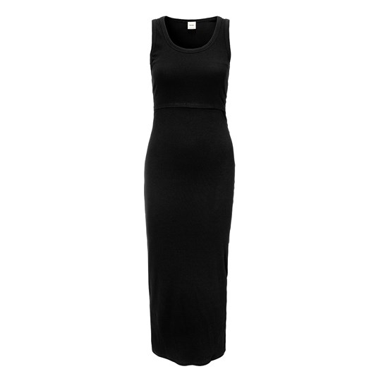 Boob Signe Sleeveless Dress Black Black