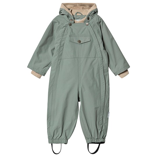 Mini A Ture Wisto Overall Chinois Green Chinois Green
