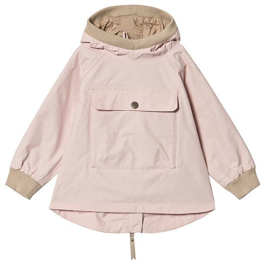 Mini A Ture Baby Vito Anorak Jacket Strawberry Creme Strawberry Creme