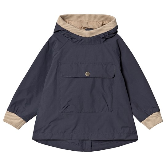 Mini A Ture Baby Vito Anorak Jacket Ombre Blue ombre blue