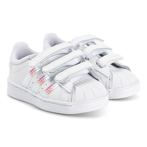 Superstar Infants Sneakers White and