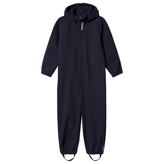 Mini A Ture Arno Coverall Blå Natter Blue Nights