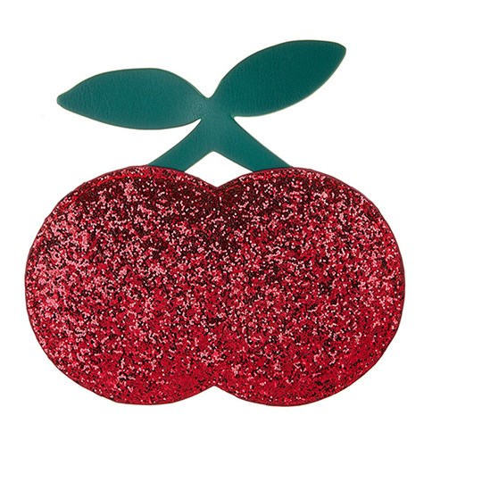 Mimi & Lula Glitter Cherry Cross-Body Bag Red 14
