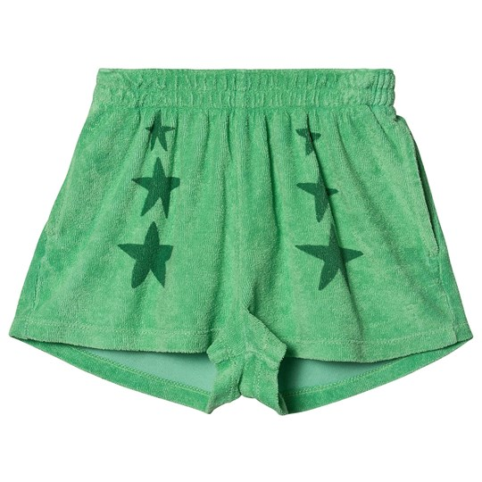 The Animals Observatory Poodle Shorts Green Stars Green stars