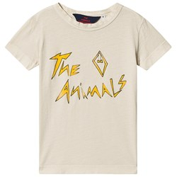 The Animals Observatory Hippo T-Shirt White/The Animals