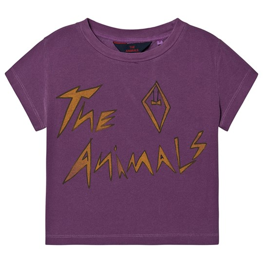 The Animals Observatory Rooster T-Shirt Violet/The Animals VIOLET THE ANIMALS