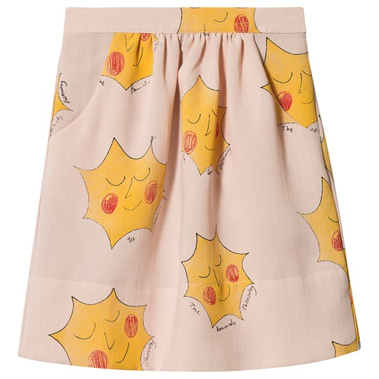 The Animals Observatory Sow Skirt Pink Suns PINK SUNS