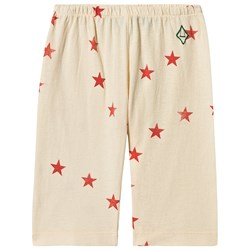 The Animals Observatory Horse Baby Pants Yellow Stars