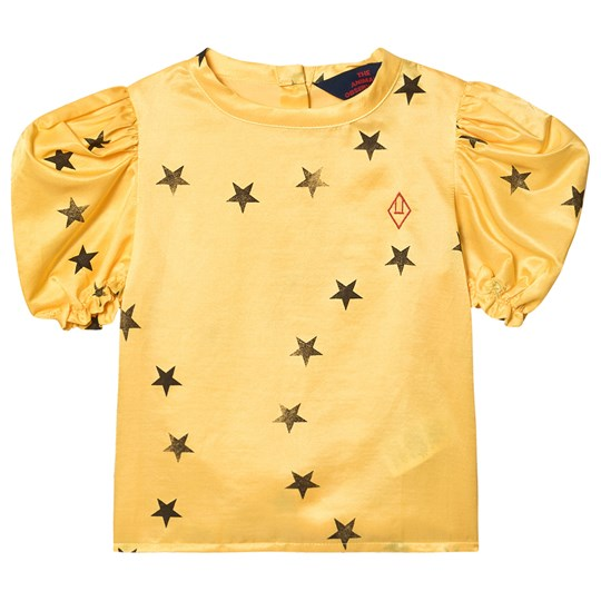 The Animals Observatory Silky Canary Top Yellow Stars YELLOW STARS