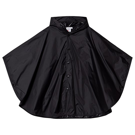 Beau Loves Rain Cape Black Black